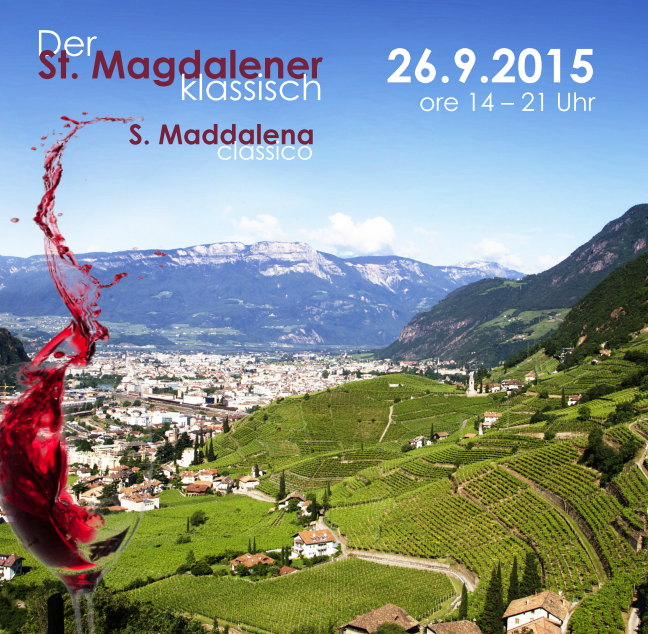 The St. Magdalener … classico 2015